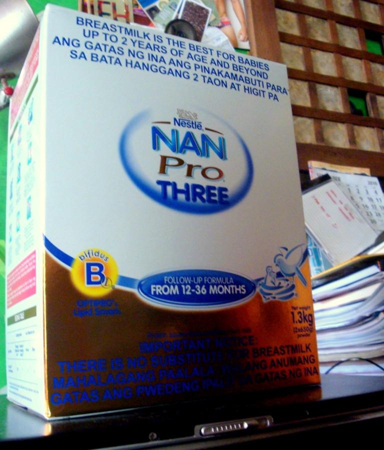 Nan Pro 3: an answered prayer   Urbandud