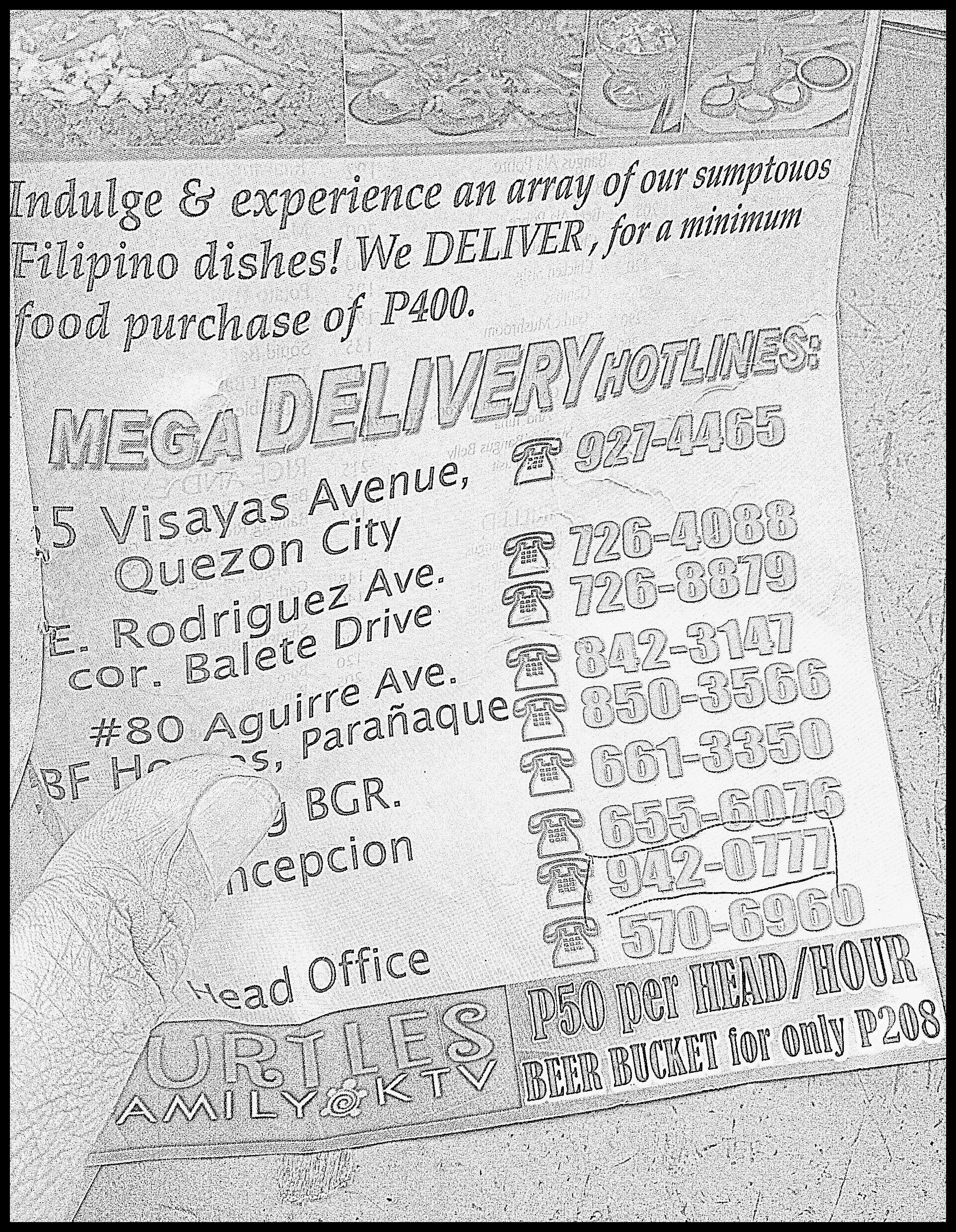 Para sa mga nagtatanong ng rates at contact numbers ito na po pati