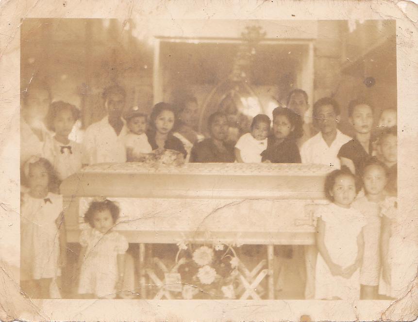 patay na nasa kabaong - photo #9
