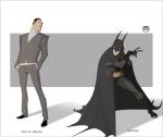 Bruce Wayne -Batman