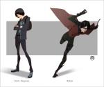 Dick Grayson - Robin
