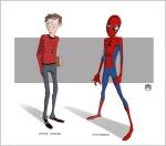 Peter Parker - Spiderman