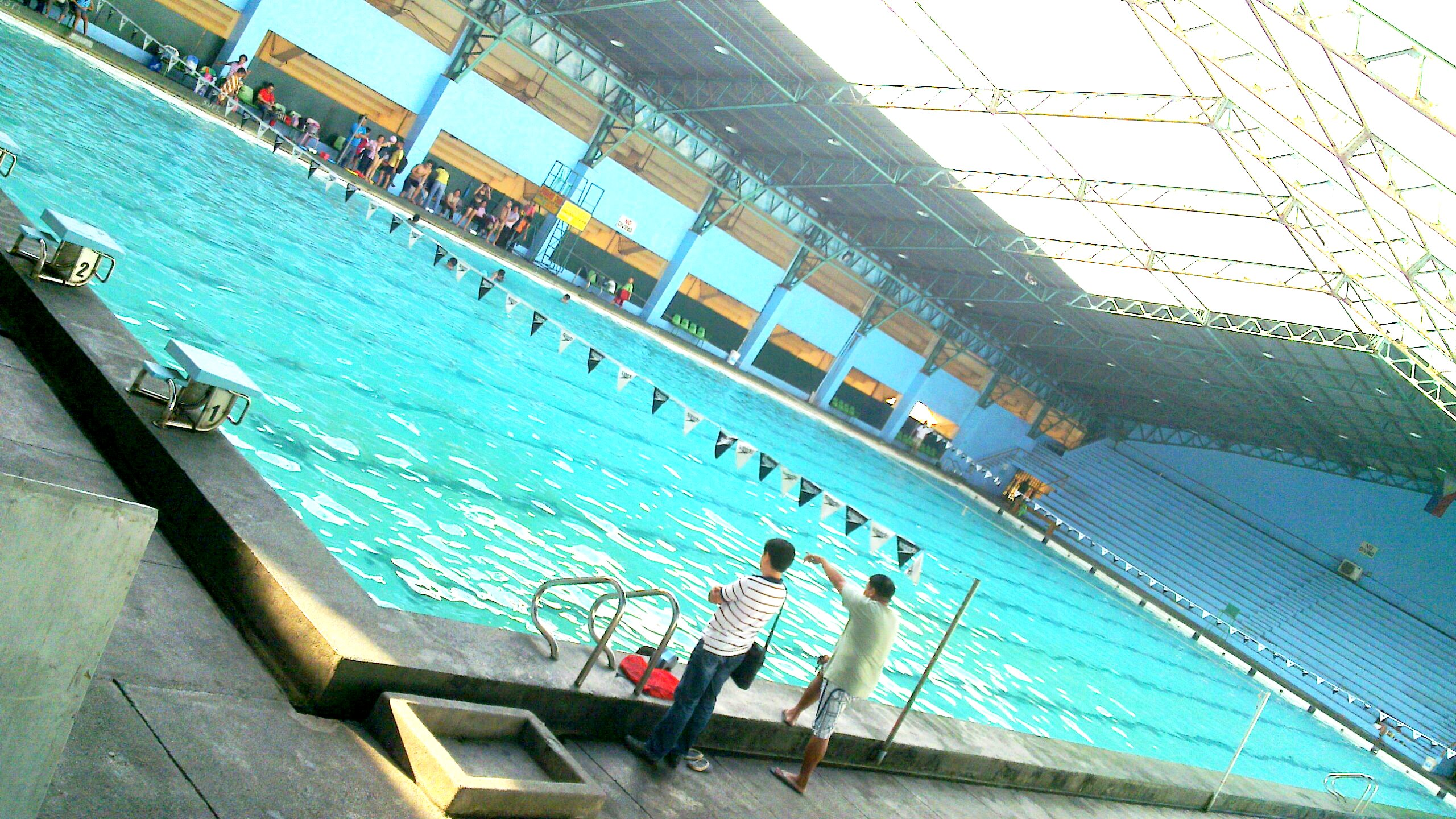 Bourne lagacy in marikina city urbandud Marikina sports center swimming pool