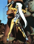marvel silver sable
