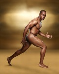 Walter-Dix-Nude ESPN Body Issue 2012 (1)