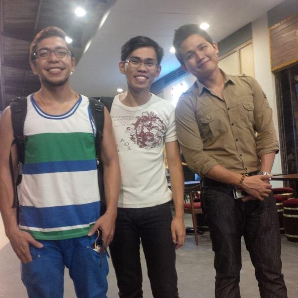 walang kinalaman, gusto ko lang ang picture na ito. salamat kay Aei!