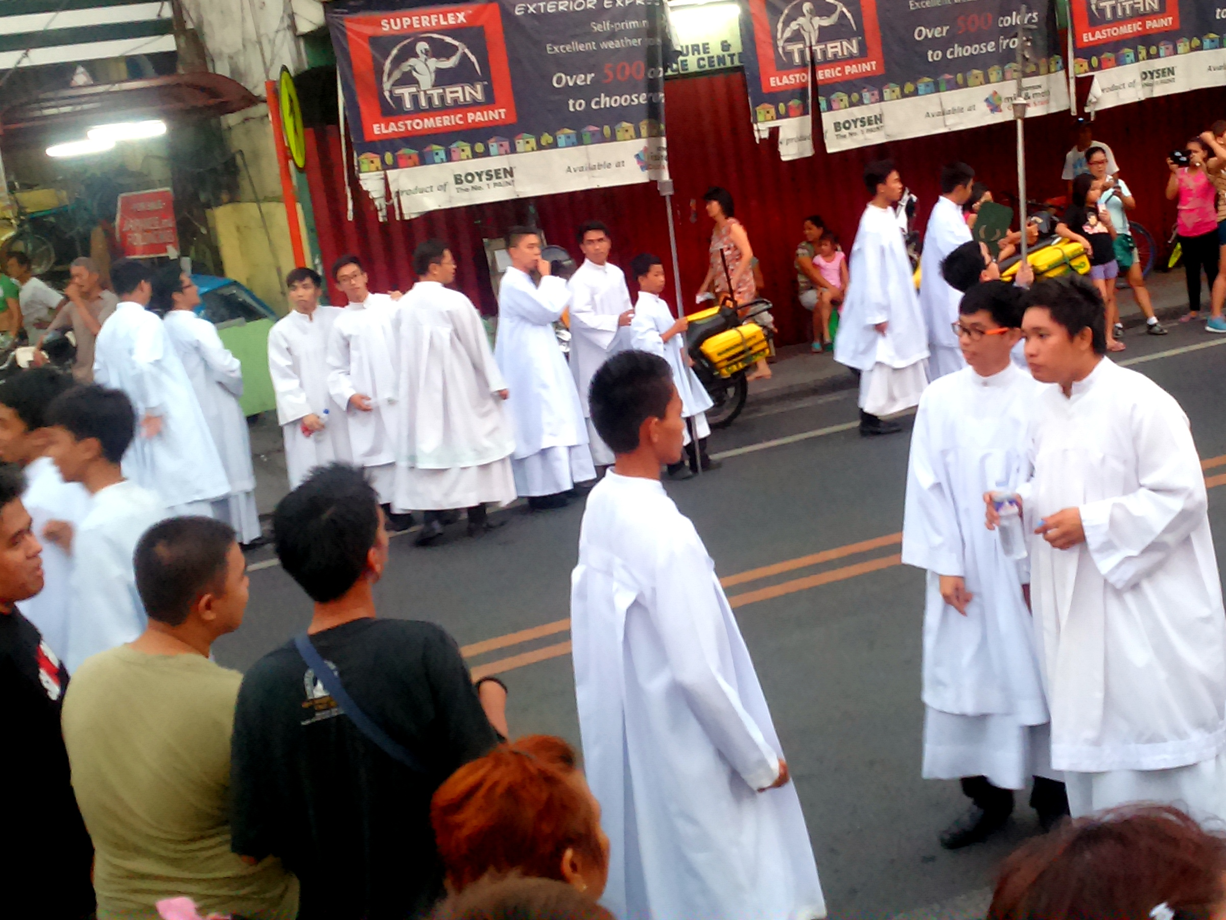Our Lady Of The Abandoned Procession Good Friday (1)