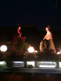 Our Lady Of The Abandoned Procession Good Friday (86)
