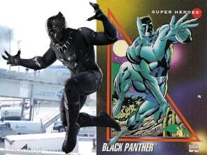 Captin America Civil War BLACK PANTHER