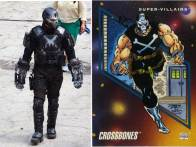 Captin America Civil War CROSSBONES