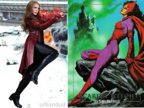 Captin America Civil War SCARLET WITCH