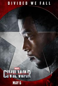 Civil War Black Panther