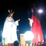 Nagpakita si Kristo sa mga Apostol