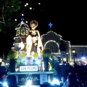 San Pedro at ang kanyang Manok